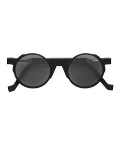 Vava | Round Framed Sunglasses Adult Unisex Acetate