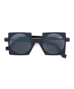 Vava | Square Shaped Sunglasses Adult Unisex Acetate/Aluminium