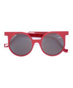 Vava | Round Framed Sunglasses Adult Unisex Acetate/Aluminium