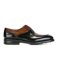 Salvatore Ferragamo | Two-Tone Derby Shoes 7