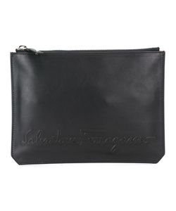 Salvatore Ferragamo | Kentucky Logo Clutch Bag