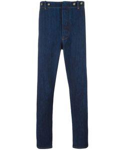 Ermanno Gallamini | Straight Jeans Xl Cotton