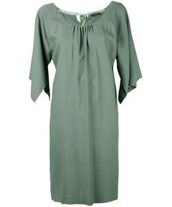 Roberto Collina | Half Sleeve Shift Dress Size Small