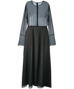 Andrea Ya'aqov | Sheer Layer Dress Medium