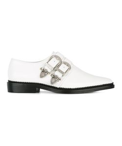 Toga Pulla | Buckled Loafers 40