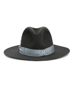 Nick Fouquet | Borsalino Hat With Grosgrain Ribbon