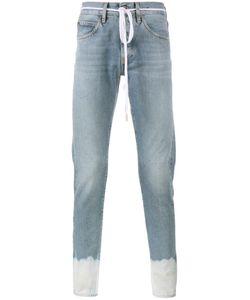 Off-White | Sprayed Hem Jeans 29