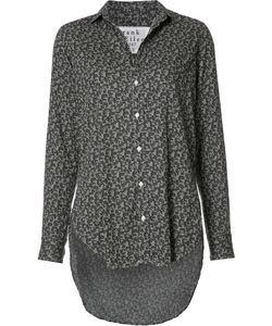 Frank & Eileen | Grayson Blouse Large Cotton