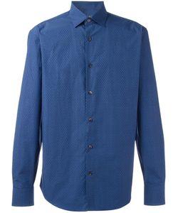 Salvatore Ferragamo | Stylised Print Shirt Xl Cotton