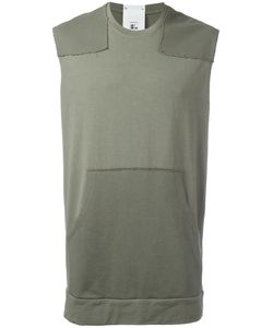 Lost And Found Rooms   Lost Found Rooms Sleeveless Sweatshirt Large Cotton
