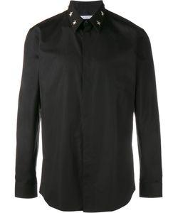 Givenchy | Star Studded Collar Shirt 42 Cotton/Zamac