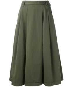 YMC | Pleat Skirt 10 Cotton
