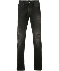 Denham | Distressed Jeans 30/32 Cotton/Spandex/Elastane