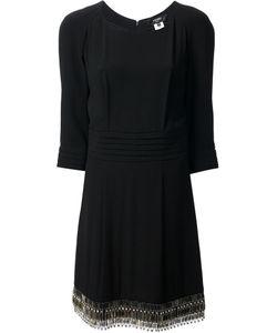 Azzaro | Pleated Shift Dress