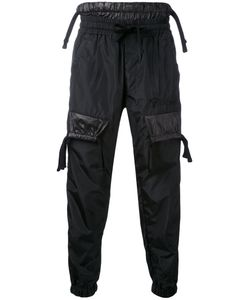 KTZ | Pocket-Detail Tapered Trousers S