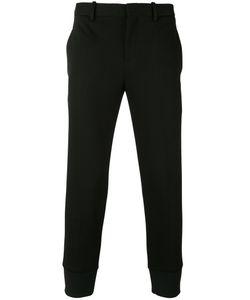Neil Barrett | Ribbed Cuff Trousers Men