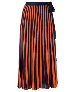 Gig | Knit Midi Skirt Pp Lurex/Polyamide