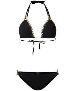 Moeva | Chain Detail Bikini Small Polyamide/Spandex/Elastane/Metal