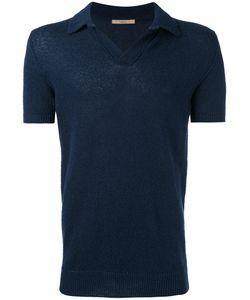 Nuur | Plain Polo Shirt 54 Cotton/Polyamide