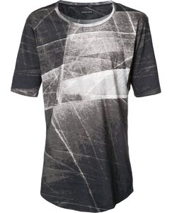 Alexandre Plokhov | Stylised Print T-Shirt 46 Cotton