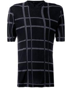 The Viridi-Anne | Checked T-Shirt 4