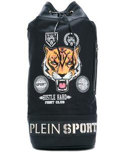 Plein Sport | Printed Drawstring Backpack