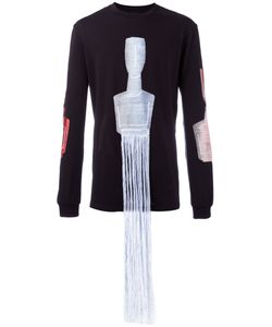 Cottweiler | Fringes Detail Sweatshirt