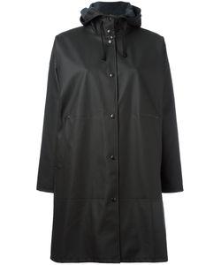 Stutterheim   Solna Raincoat Size Large