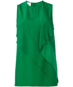Cédric Charlier | Detailed Sleeveless Blouse Size
