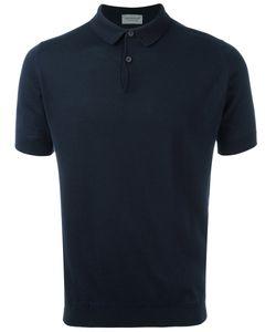 John Smedley | Classic Polo Shirt Xxl Cotton