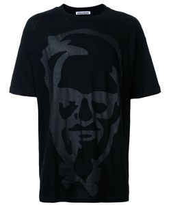 Mikio Sakabe | Face Print T-Shirt Adult Unisex Xl Cotton