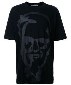 Mikio Sakabe | Face Print T-Shirt Adult Unisex Xl Cotton