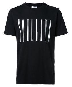 Soulland | Printed Logo T-Shirt Men Xl