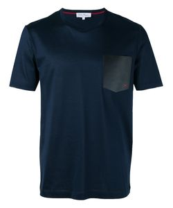 Salvatore Ferragamo | T-Shirt With Leather Pocket Size Xl