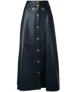 Sonia Rykiel | Buttoned Maxi Skirt