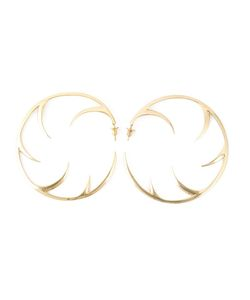 Shaun Leane | Multi Cat Claw Hoop Earrings