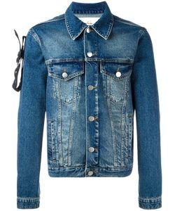 Martine Rose   Denim Arm Belt Jacket Small Cotton