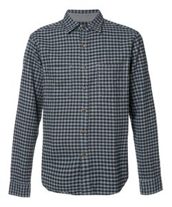 Alex Mill | Front Pockets Checked Shirt Medium Cotton