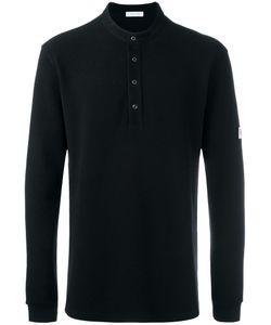 Futur | Woven Henley Sweatshirt Xl Cotton