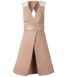 Kaufmanfranco | Inverted Pleat Dress