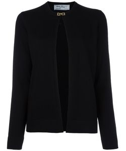 Salvatore Ferragamo | Buckle Up Cardigan Large Virgin Wool/Silk