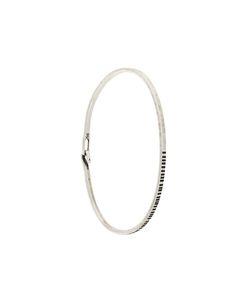Werkstatt:München | Pinhole Bracelet Adult Unisex Large