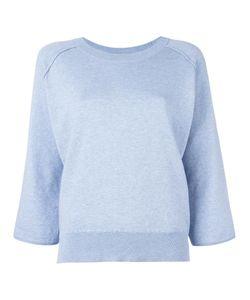 Humanoid   Sofia Sweatshirt Large Cotton/Spandex/Elastane