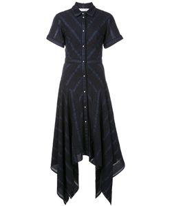 Prabal Gurung   Handkerchief Hem Dress 8