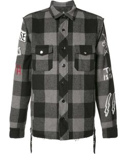 Haculla | Plaid Shirt Jacket Small