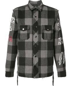 Haculla | Plaid Shirt Jacket Small