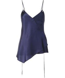 Prabal Gurung | Pearl Detail Cami Top 2 Silk/Spandex/Elastane