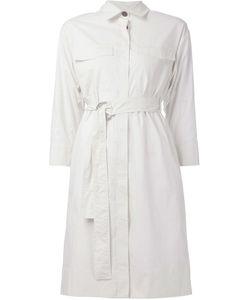 Lareida   Belted Shirt Dress