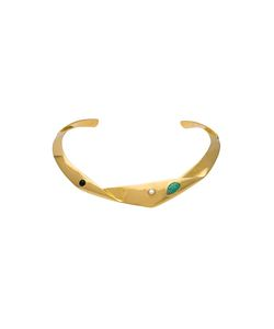 Lizzie Fortunato Jewels | Organic Knot Collar