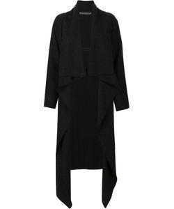 Denis Colomb | Long Redingote Coat Women Small